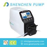 Heiße intelligente zugeführte peristaltische Pumpe des Verkaufs-Labf6 mit bestem Preis