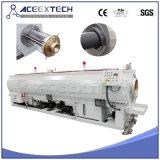 Máquina del tubo de agua de UPVC con el regulador del PLC