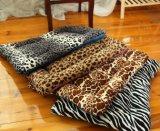 Quatre styles de tapis de masque pour imprimé léopard