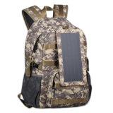 Sacola Solar Mochila Solar Camuflagem