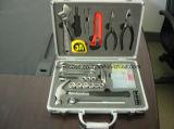 주문을 받아서 만들어진 갯솜 삽입을%s 가진 알루미늄 상자 또는 케이스