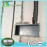 Material del panel de emparedado del cemento EPS de la resistencia del terremoto de Zjt
