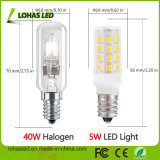 1W 1.5W 2W 3W 5W 7W E14 G4 G9 2835 SMD Maçã Mini LED Bulb Light