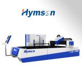 Tipo quente máquina do pórtico da venda de estaca do laser da fibra do CNC do metal