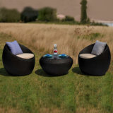 Modern Rattan Garden Outdoor Furniture Settional Lounge Sofa Set