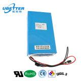 26650 batteria personalizzata di 60V 20ah LiFePO4 per la E-Bici