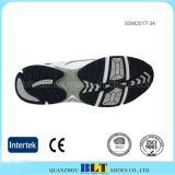 Traditionelle Lace-up befestigen passende Mann-Form-Schuhe
