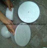 Escova de lavagem de limpeza de fio de nylon branco 200mm (YY-428)