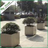 Fo9004ステンレス鋼の植木鉢、大きい広場の鍋