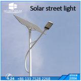 Bianco caldo 12V/24V 8 ore di illuminazione di tempo di indicatore luminoso di via solare