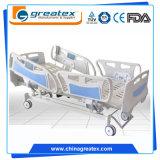 セリウムのFDAの最もよい品質5機能電気病院用ベッドの医療機器(GT-XBE5023)