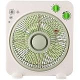 Paleta rotatoria portable del ventilador eléctrico el medir el tiempo de 60 minutos