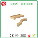 Machine à grande vitesse de faisceau de papier du nid d'abeilles Hcm-1600