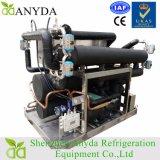 Refrigerador de água personalizado da baixa temperatura 25HP com compressor de pistão
