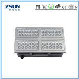 20W impermeable al aire libre IP65 portátil recargable luz solar de inundación LED