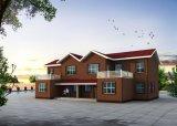 조립식 건물 모듈 집을 쉽 소집하십시오