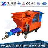 Máquina concreta del hormigón proyectado de la máquina del mortero del cemento del precio de fábrica que pinta (con vaporizador)