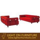高品質の居間の家具の余暇の藤ファブリックソファー(F807)