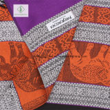 Gedruckter Schal der Dame-Fashion Pashmina Shawl Nepal weicher Elefant