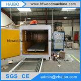 De alta frecuencia máquina de vacío Secado de la madera para todo tipo de madera