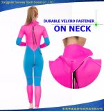 新しいデザイン女性のための長い袖のダイビングの水泳の摩耗