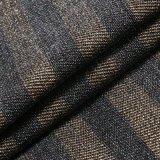 Ткань джинсовой ткани Spandex полиэфира хлопка прокладки золота Viscose джинсыов