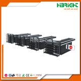 Compteur de caissier de contrôle de commerce de détail de Grocey de supermarché avec la bande de conveyeur électronique