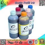 La teinture UV spéciale a basé l'encre pour des encres de remplissage d'imprimante d'Epson D700 FUJI Dx100