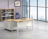 Ht87-1를 가진 백색 주문을 받아서 만들어진 금속 강철 사무실 직원 테이블 프레임