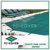 Couverture durable de piscine de maille pour le syndicat de prix ferme extérieur