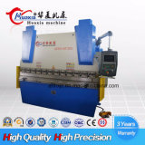 Тормоз гидровлического давления стали углерода Wc67k 100t 3200mm с регулятором E21