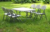 Gargen al aire libre Cuadrado cuadrado de plegado HDPE tabla con diferentes tamaños