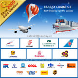 Transporte de carga de China a Canadá