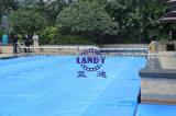 Couverture de piscine solaire propre pour piscines extérieures