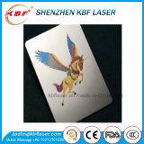Soem-Onlinefliegen-Kennsatz-Metallmaterielle Laser-Markierungs-Maschine