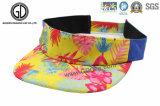 Gorra de visera de sol de alta calidad con patrón de gafas de sol