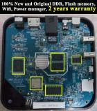 De naar maat gemaakte Androïde Kern T95m-2GB/8GB van de Vierling van de Doos S905/S905X van TV