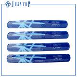 Fasce di schiaffo della manopola del PVC Snapband di alta qualità