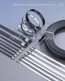 Laços de cabo de aço inoxidável Ss304 / Ss316 (Ball locked / L type)