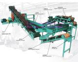 工場機械をのための押しつぶす直接Suppllyの不用なタイヤはゴム製粉を作る