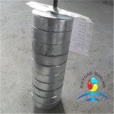 Ânodo de alumínio que equipa o equipamento para o tipo da tira do sistema refrigerando do Seawater