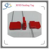 Etiqueta de sello de acero RFID pasivo RFID de Alien-H3 para la seguridad del equipo