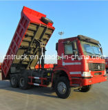 15-20 CBMのHOWO Sinotrukのダンプトラックそしてダンプトラック