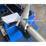 Rolo solar do suporte que dá forma à maquinaria