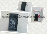 Bolsa modificada para requisitos particulares de Microfiber de la talla para el teléfono/los vidrios
