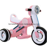 Мотоцикл трицикла колеса малыша 3 игрушки батареи электрический