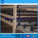 Chaîne de production de panneau de gypse de PVC - machines de panneau de plafond de gypse