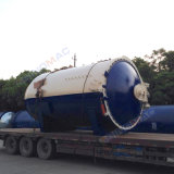 Hoja de PVB 2500X5000mm Glass Bonding Autoclave (SN-BGF2550)
