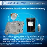 Rtv-2 het vloeibare Rubber van het Silicium voor Fabriek van de Vorm van Pu de Enige