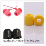 摩耗の安全よい騒音の絶縁体のヘッドセットのEarpadの泡の耳の先端